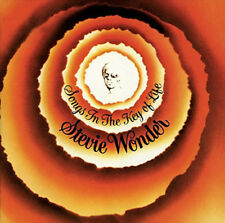 Stevie Wonder - Songs In The Key Of Life CD - Excellent Condition - Sir Duke- As