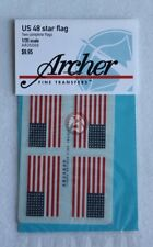 Archer 1/35 National 48 Star Flag of the USA between 1912-1959 (2 Flags) AR35009