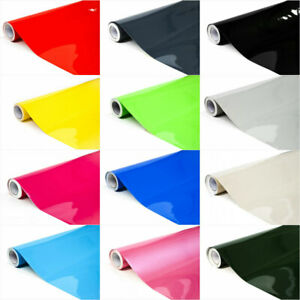 NEW Super Gloss Crystal Vinyl Wrap sheet Car Wrap Air Bubble Free' wrapping UK