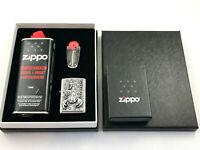 Zippo Scorpion Sternzeichen Geschenk Set Feuerzeug - 2006498