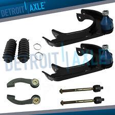 2001-2005 Chrysler Sebring Sedan Front Upper Control Arm Tie Rod and Boot Kit