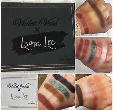 Violet Voss X Laura Lee PRO Eyeshadow Palette - Brand new in Box