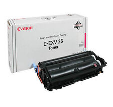 original Canon tóner 1658b011 1658b006 c-exv26 AGENTA a-artículo