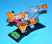 MICRO MACHINES STAR WARS SEBULBA'S PODRACER TITANIUM SERIES DIE-CAST