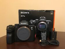 Used Sony Alpha a7 III Mirrorless Digital Camera (Body) #874
