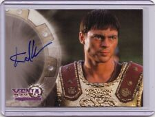 Topps Xena Series Season 2 Karl Urban Caesar autograph card #A11 Star Trek #7