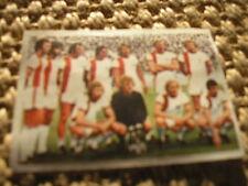 BAYERN MUNCHEN MUNICH CARD 1975/76 FOOTBALL FRENCH ALBUM NO PANINI FIGURINA