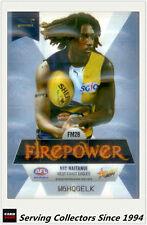 2014 AFL Champions Firepower Mirror Card FM28 Nick Natanui (West Coast)