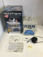 VINTAGE LULLLABYE LUV MUSICAL PROJECTOR BOXED