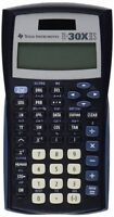 Texas Instruments TI-30X II S Graphing Calculator No cover