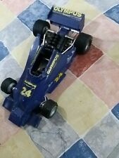 Dinky Toys Hesketh scale 1/32 BLUE diecast pre owned no box F1 racing Olympus