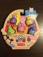 Disney TSUM TSUM Tsparkle Tsurprise Color Pop Bunnies  2018 Target Exclusive NEW