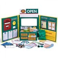 Learning Resources Pretend and Play Post Office - Children's Toy Post Office Set
