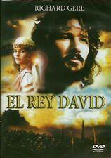 EL REY DAVID (RICHARD GERE)NEW DVD SPANISH AUDIO