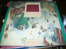 Joy To The World-The Music Of Christmas-Hallmark-LP-*Sealed*-Vinyl Record