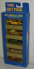 Hot Wheels 1960's Muscle Cars Gift Pack (Box Dated 1995)
