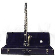 Selmer Bass Clarinet Model 1430P in Good Condition (missing neck) Make an Offer!