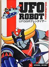 UFO ROBOT Goldrake 01 Actarus... Chi Sei ? Dvd