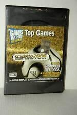 SCUDETTO 2006 CHAMPIONSHIP MANAGER GIOCO USATO PC CD ROM VER ITALIANA GD1 47443