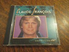 cd album CLAUDE FRANCOIS collection or sha la la