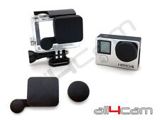 Cache Lentille compatible avec GoPro HERO4 Protectrice Objectif