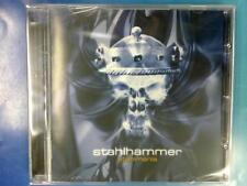 "STAHLHAMMER ""Stahlmania"" CD +2 Bonus Tracks; German Industrial Metal; stahlmann"