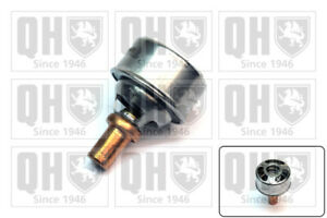 Coolant Thermostat fits RENAULT FUEGO 136 1.4 80 to 85 847720 QH 7700682551 New
