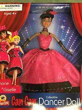 Barbie Doll NIB ShopRite Can Can Dancer Simone 2016 HTF