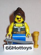 LEGO Pirates 6253 Lady Town Pirates minifigure New