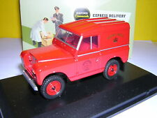 OXFORD DIECAST 1/43 LAND-ROVER SERIES II SWB HARD BACK - ROYAL MAIL