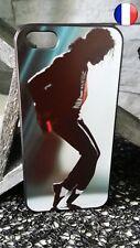 Coque Plastique Rigide Housse Etui Apple IPHONE 4 - Michael Jackson
