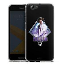 HTC One A9 s Silikon Hülle Case HandyHülle - Leia