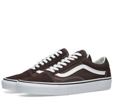 cb4a44d95479 New ListingVans Old Skool Chocolate Brown Torte Suede Canvas Men s Size 9.5