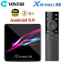 VONTAR TV Box Android 9.0 4GB RAM 64GB