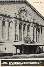MANCHESTER OPERA HOUSE 1977 'THE BOYFRIEND' ELAINE PAGE PROGRAMME.