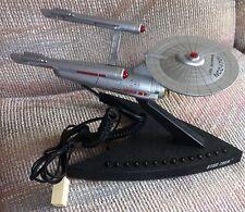 VINTAGE TELEMANIA STAR TREK USS ENTERPRISE TELEPHONE NCC-1701 PHONE 1993