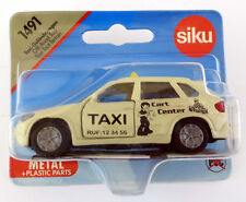 Siku BMW X5 4,8i E70 Taxi 1491 1/55 Geländewagen Cart Center SUV Off Road 1:55 3