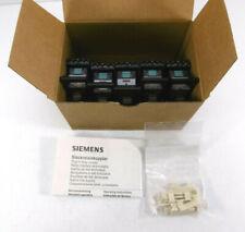 5 Stück Siemens Steckrelaiskoppler PT5B5L24