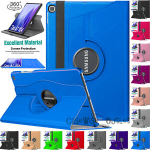 """Smart Leather Rotating Case Cover for Samsung Galaxy Tab A7 10.4 """" SM-T500/T505"""