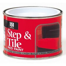 151 COATING – STEP & TILE RED PAINT – HARD DRYING, HIGH BUILD & HIGH PERFORMANCE
