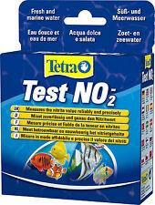 Tetra Wassertest No2, für Süß- und Meerwasseraquarien, Tropfentest Nitrit