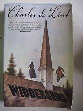 Charles de Lint WIDDERSHINS Urban Fantasy Paperback Magical Faerie Spiritual Wor