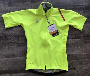 NEW Sportful Fiandre Extreme SS Cycling Jersey Polartec Neoshell Men's Large