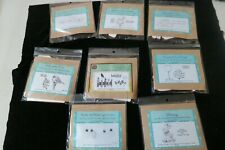 8 New Unity Stamp Co Stamp Kits New Lot tote2