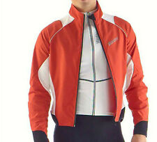 Santini H20 Epic Aquazero Waterproof Cycling Jacket Red - Large