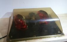 VINTAGE Force 4 LP Beacon CODE 9 Police Rotating Emergency Lights PSE 9