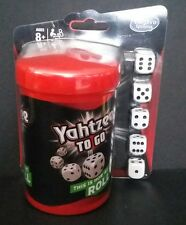 Yahtzee To Go Dice Travel Game Birthday Holiday Gift Kids Adult Games Play Toy