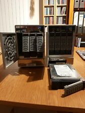 More details for netgear readynas nv+ with 4x500gb seagate barracuda es (no power cables)
