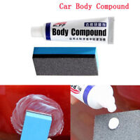 Universal Body Compound To Remove Scratch Paint Paste Fix Polish For Car Auto