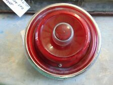 Original 1955 Ford Thunderbird Chrome Tail Light Assembly #FRST-55